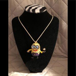 Minion Necklace